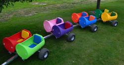 NEW for 2021! Barrel Carts