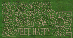 HF 2021 Corn Maze Design