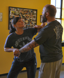 Women's Self-Defense 30