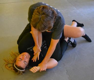 Women's Self-Defense 31