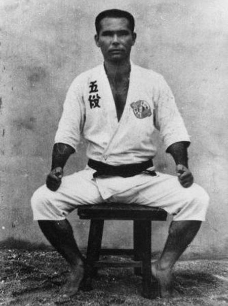 Taika Seiyu Oyata 1964 Godan