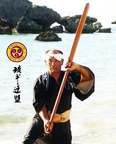 Taika Seiyu Oyata Beach wih Eiku