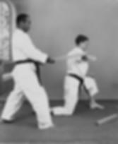 Taika Seiyu Oyata with Jim Logue 1960's
