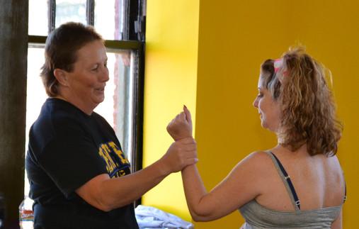 Women's Self-Defense 22