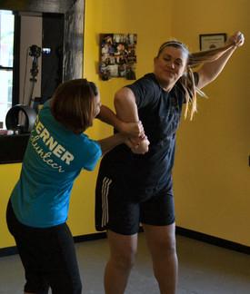 Women's Self-Defense 23