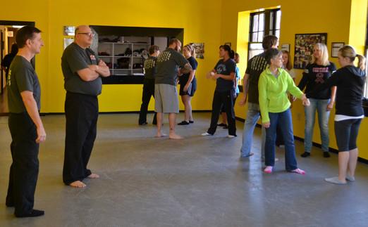 Women's Self-Defense 19