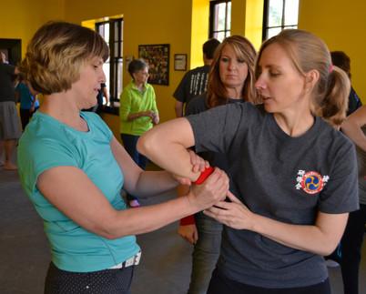 Women's Self-Defense 44