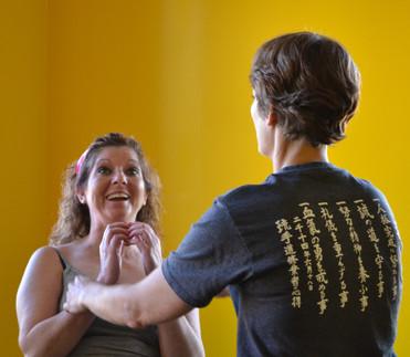 Women's Self-Defense 46