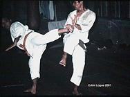 Taika Seiyu Oyata back kick