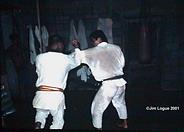 Taika Seiyu Oyata strike
