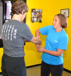 Women's Self-Defense 18