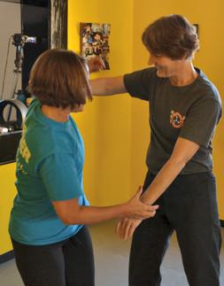 Women's Self-Defense 28