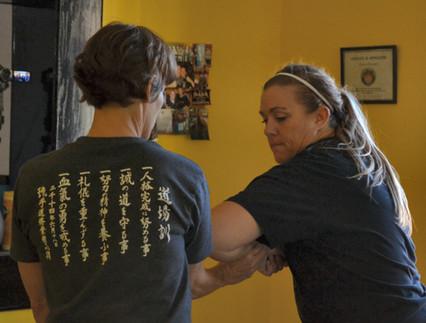 Women's Self-Defense 21