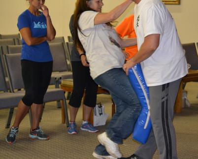 Women's Self-Defense 13