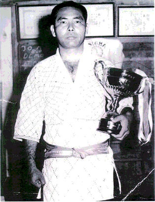 1968 Tournament Photo of Taika Seiyu Oyata - #oyatate