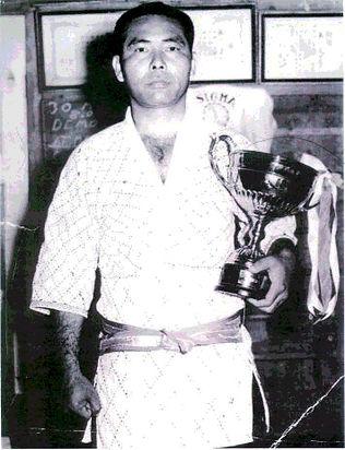 1968 Tournament Photo of Taika Seiyu Oyata