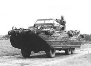 DUKW WWII Vehicle