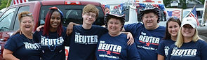 Supporters of Mike Reuter for Circuit Clerk Jefferson County Missouri Vote Reuter