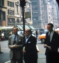 1954. NEW YORK