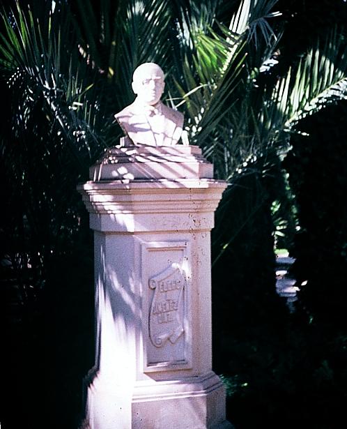 1972. Busto CJD. Elche