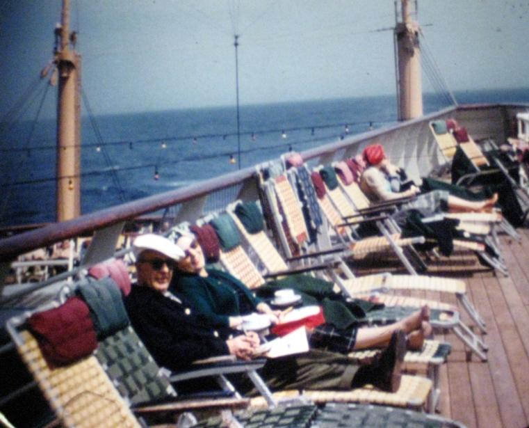 1958. Viaje a NYC