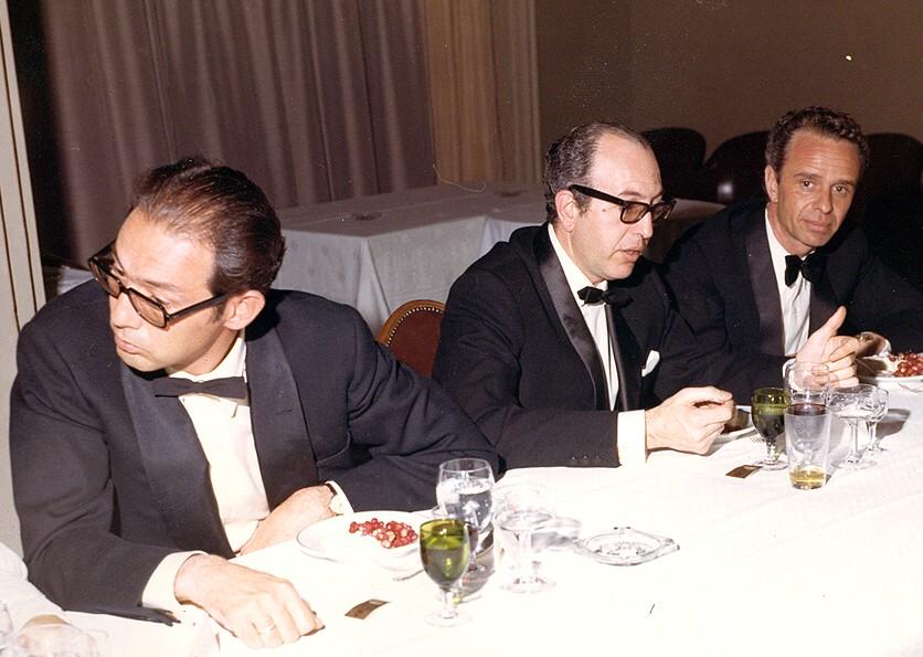 1972. Yoyo Pedro y Manín