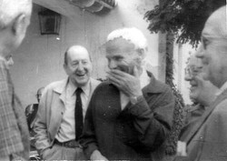 1961. CJD con Domingo Ortega