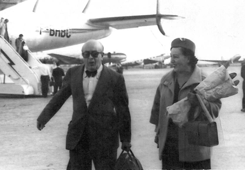 1953. Londres