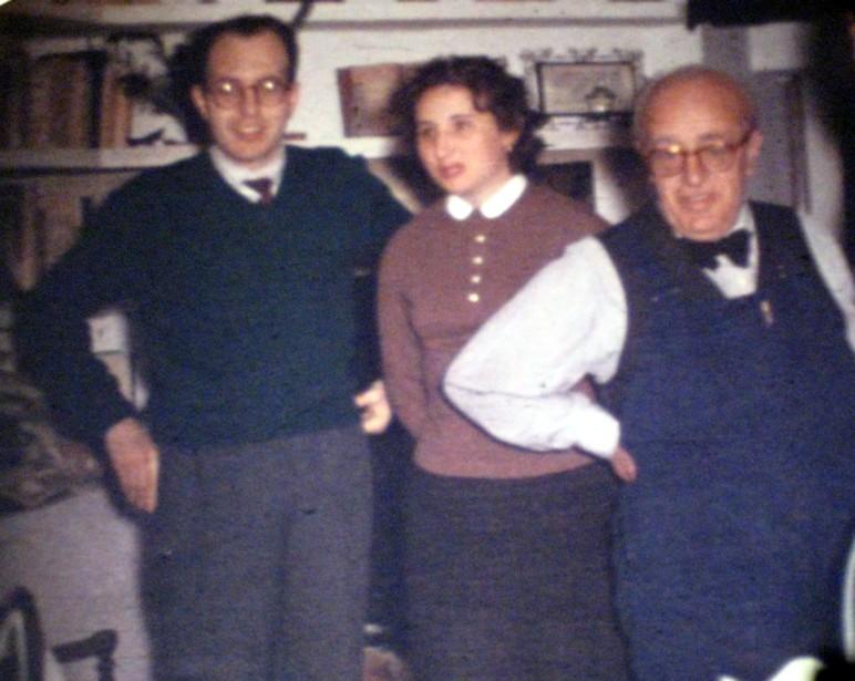 1957. La Cabrera