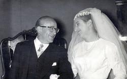 1955. CJD con Isa