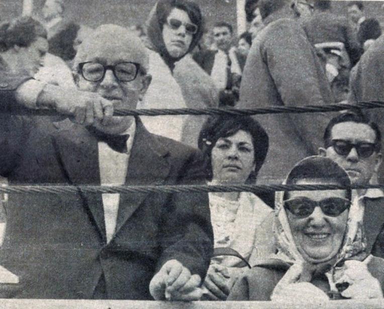 1964. En Las Ventas