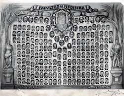 1947. Orla Facultad de Medicina