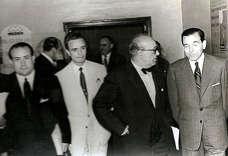 1955 Congreso Nacional de Medicina Interna