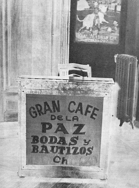 1967. Café de la Paz