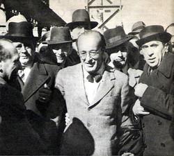 1944. CJD vuelve de Sudamérica
