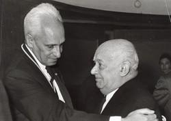1969. Ochoa y Luis Jiménez Díaz