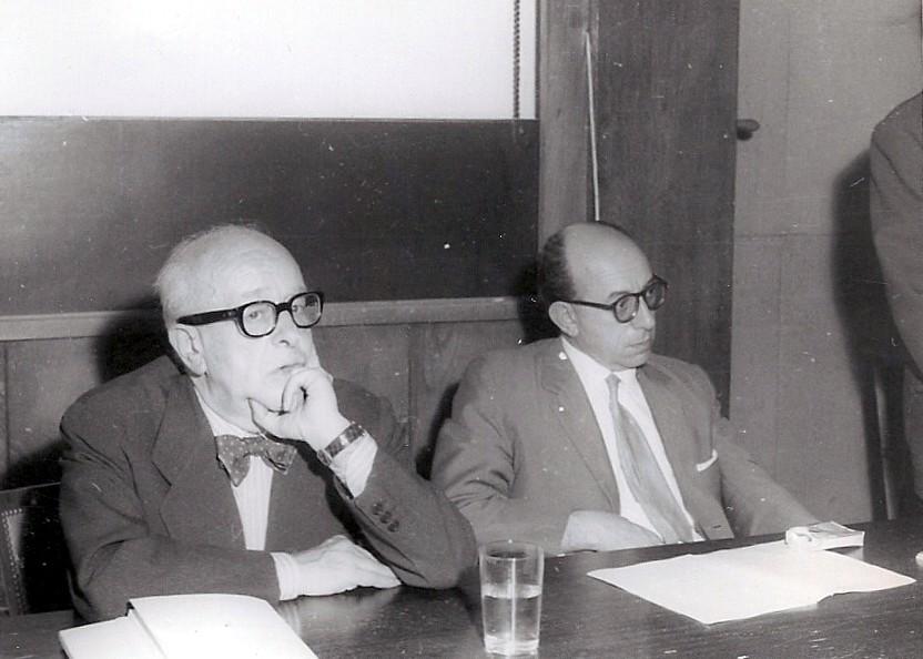 1964. Congreso de medicina interna