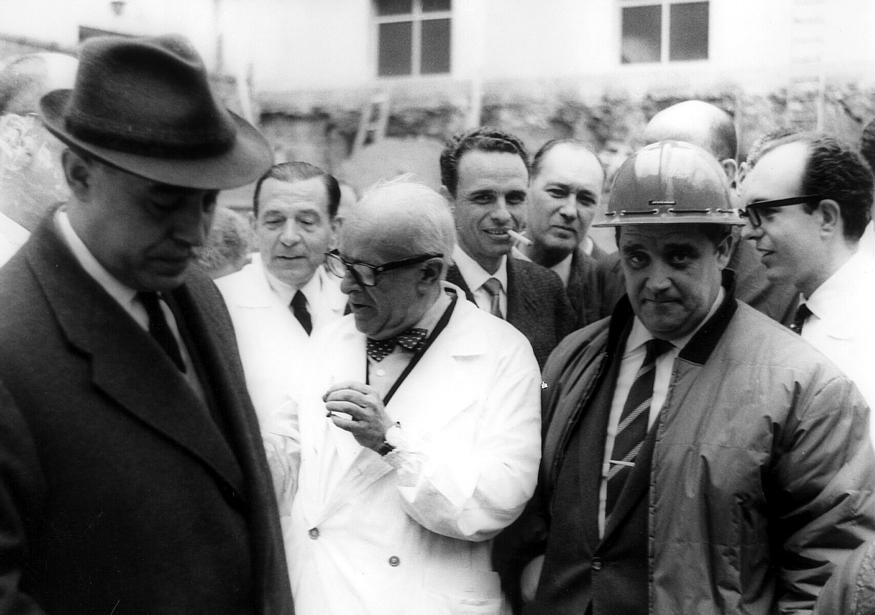 1964. Ampliación FJD