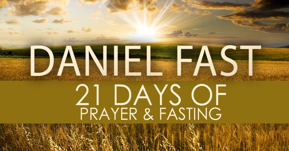 21 day Daniel fast