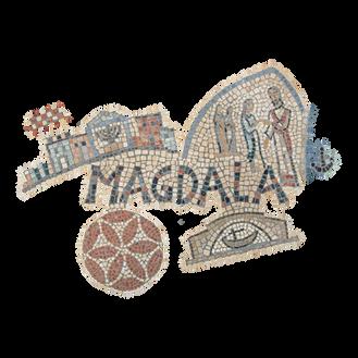 Jesus heals Mary Magdalene (Magdala)