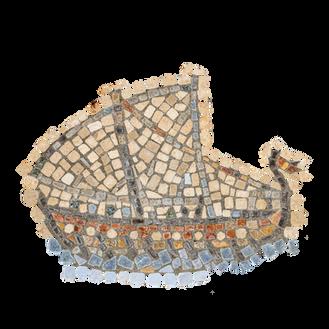 Roman Boat (D)