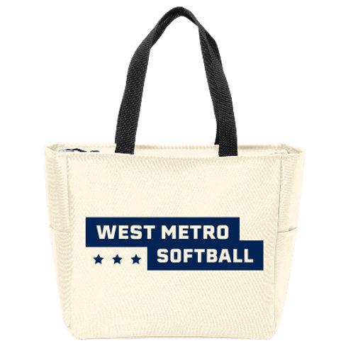 West Metro Tote Bag - Navy