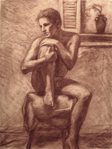Male Figure Inspired by Cavafy.jpg