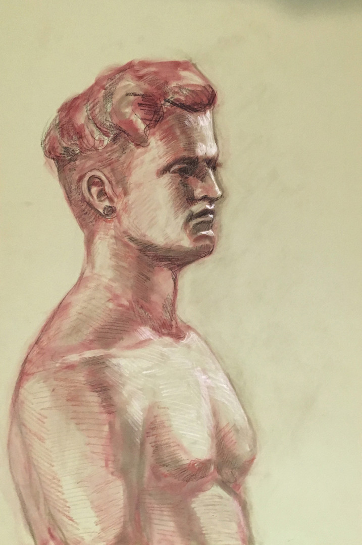 Blake Portrait