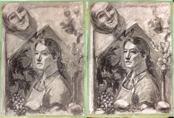 Self portrait Demonstration