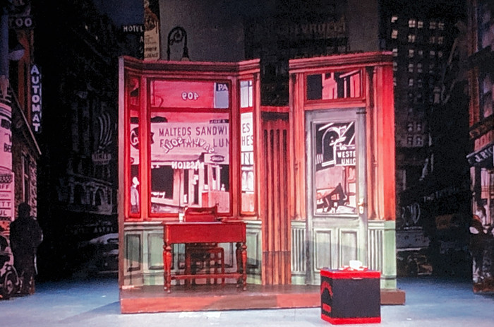 """Inside view of """"Save a Soul Mission"""" """"Guys and Dolls"""""""