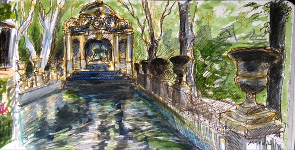 Paris_Medici fountain Paris.jpg