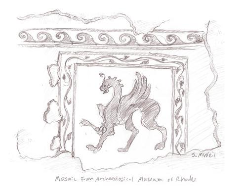 Greece_RhodesMuseum_ Dragon_Mosaic.jpg
