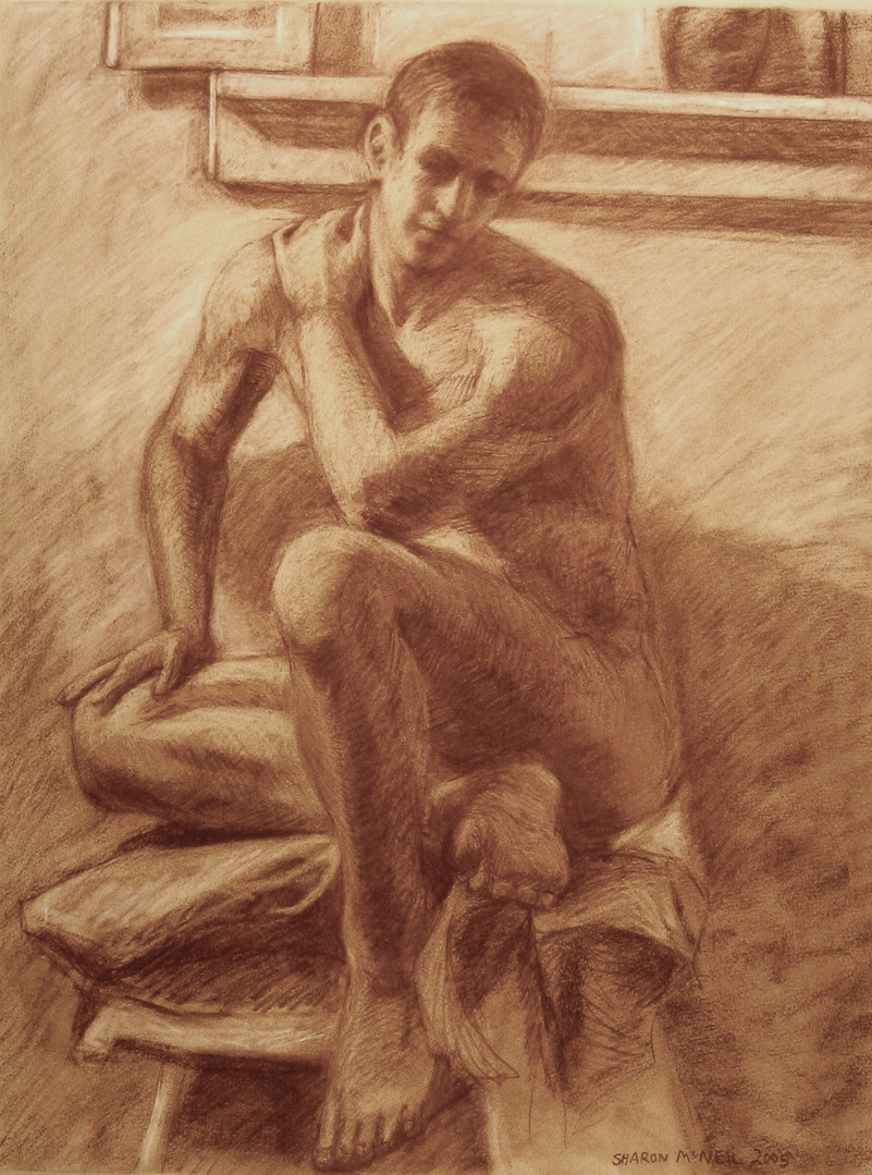 Male Figure 2 insired by Cavafy.jpg