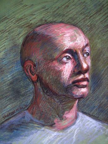 Color Portrait Demonstration